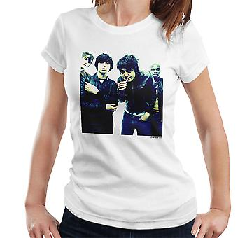 The Libertines Pete Doherty Smoking Women's T-Shirt