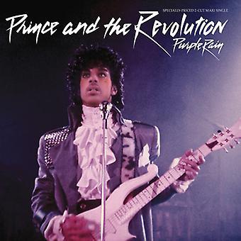 Prins en de revolutie - Purple Rain (12 inch Vinyl Single) [Vinyl] USA import