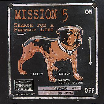 Mission 5 - Search for a Perfect Life [CD] USA import