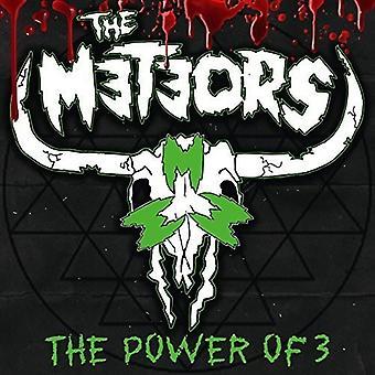 Meteorer - Power 3 [CD] USA import