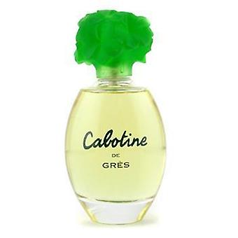 Cabotine Eau De Toilette Spray - 100ml/3.3oz