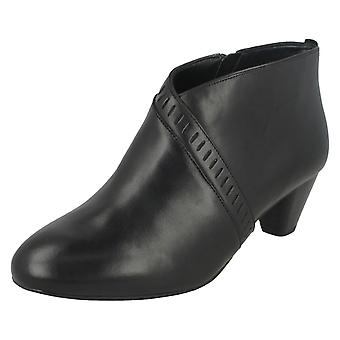 Ladies Clarks Ankle Boots Denny Frances