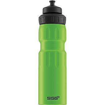 Sigg Wide Mouth 0.75L Sports Bottle (Green Touch)