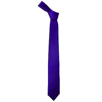 Lilla Satin lige slips