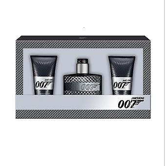 James Bond 007 gave sæt 50ml EDT Spray + 2 x 50ml Shower Gel