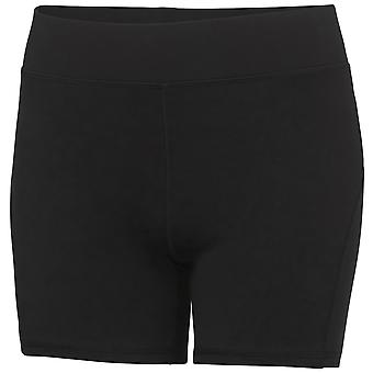 AWDis Just Cool Womens/Ladies Girlie Cool Training Shorts