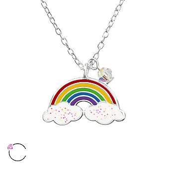 Rainbow crystal from Swarovski® - 925 Sterling Silver Children's Jewellery
