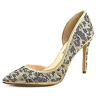 INC International Concepts Womens KENJAY3 Pointed Toe D-orsay Pumps