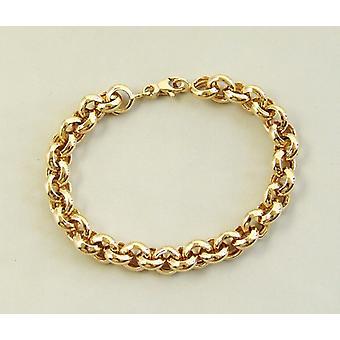 Gyllene jasseron armband