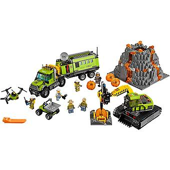 LEGO 60124 Volcano research base