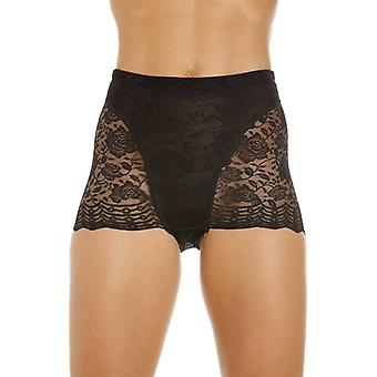 Camille Control Lace Support Brief Shapewear