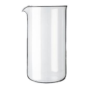 Bodum - Spare Glass Liner With Spout for French Press Cafetiere - Various Sizes