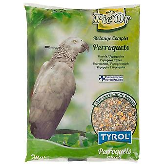Tyrol Complete Feed For Parrots (Birds , Bird Food)