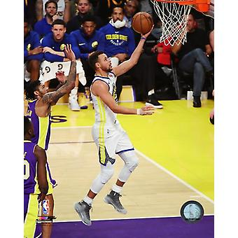 Stephen Curry 2017-18 Action Photo imprimable