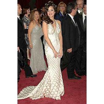 Marion Cotillard At Arrivals For Red Carpet - 80Th Annual Academy Awards Oscars Ceremony The Kodak Theatre Los Angeles Ca February 24 2008 Photo By David
