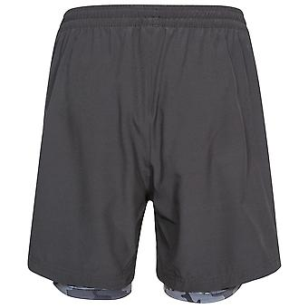 Hausfriedensbruch Mens Patterson Active Shorts