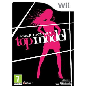 Americas Next Top Model (Wii)