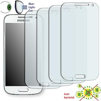 Samsung I9197Z Galaxy S4 mini LTE display protector - Disagu ClearScreen protector