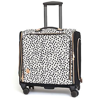 360 Crafter's Rolling Bag-Rose Gold Dalmatian