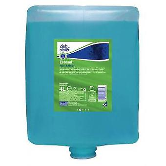 Deb Hab4Ltr Estesol 4 Litre Hair And Body
