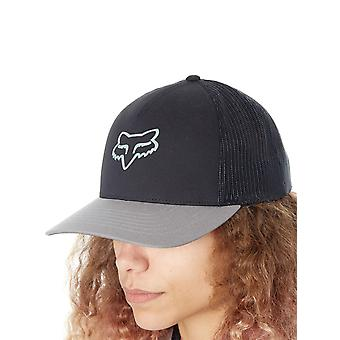 Fox Black Heads Up Womens Trucker Cap