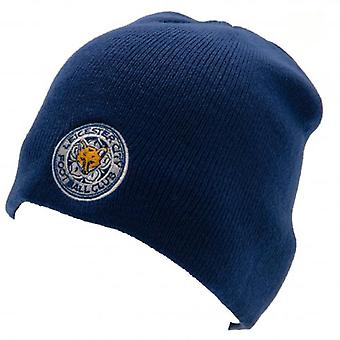 Leicester City Strickmütze