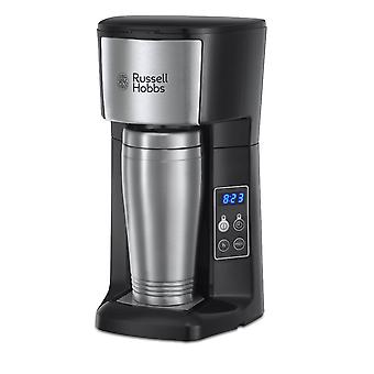 Russell Hobbs 22630 Stainless Steel Automatic BrewN Go Coffee Maker Machine