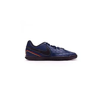 Nike JR Tiempox Rio IV IC 10R AQ3824440 voetbal kids jaarrond schoenen