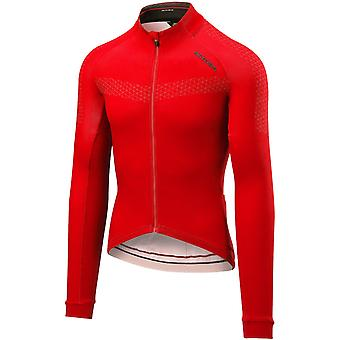 Altura Red 2018 Race Long Sleeved Cycling Jersey