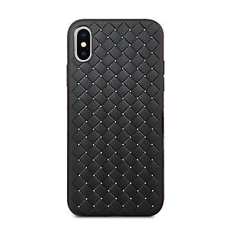 Woven design case for iPhone XS Max