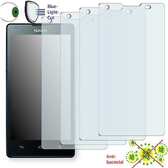 Huawei Ascend G700 display protector - Disagu ClearScreen protector