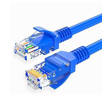 160 cm Cat5e 1000 Mbps Ethernet/network cable-Blue