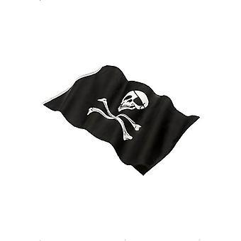 152x91cm di bandiera pirata.