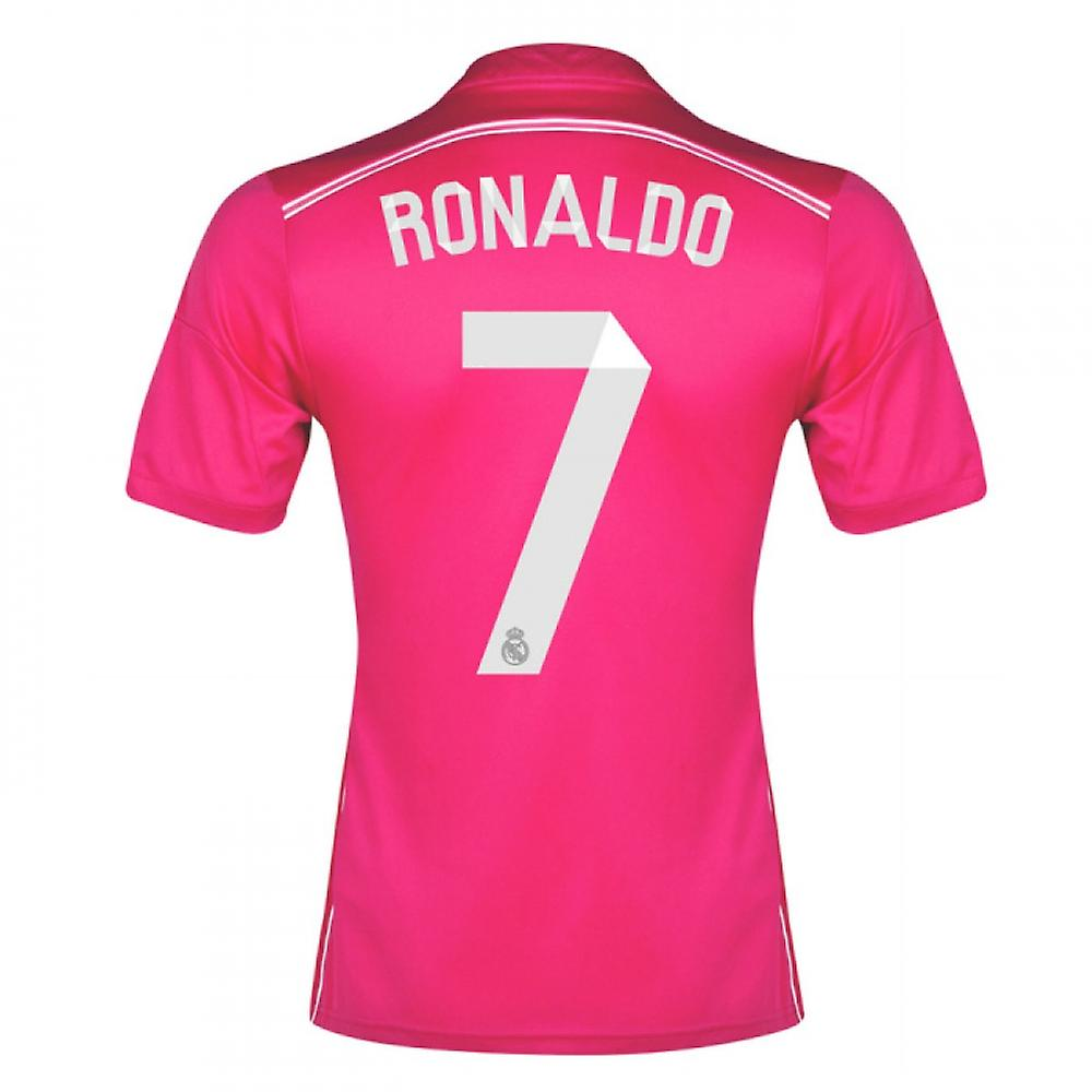 2014-15 Real Madrid Uit Shirt (Ronaldo 7)