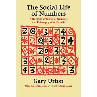 Życie społeczne liczb - keczua ontologii numery i Philoso
