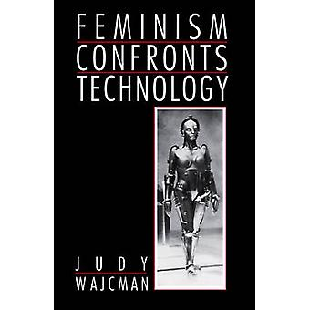 Feminism Confronts Technology by Judy Wajcman - 9780745607788 Book