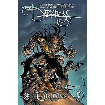Los orígenes - volumen 3 por Joe Benítez - oscuridad Marc Silvestri - Clar