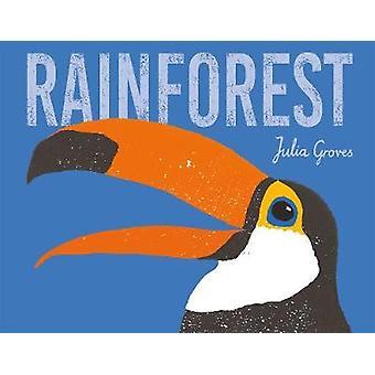 Rainforest by Julia Groves - 9781846439353 Book