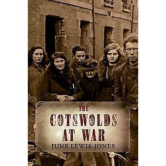 Cotswolds i krig av June Lewis-Jones - 9781848683624 bok