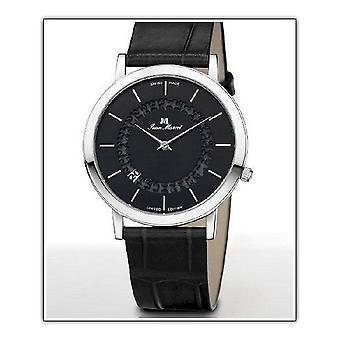 Jean Marcel mens Bracelet Watch ultra flat 160.302.32
