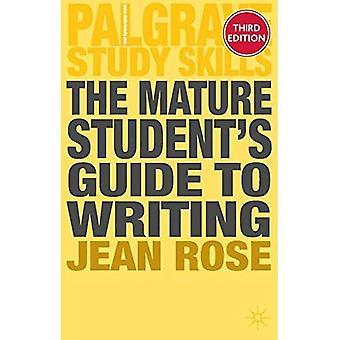 Guía del estudiante madura de escritura