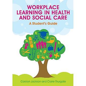 Lieu de travail d'apprentissage en santé et Social