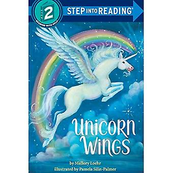 Unicorn Wings (Step-into-reading)