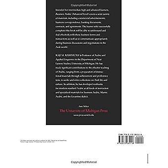 Affaires arabe: niveau avancé: textes authentiques et documents audiovisuels