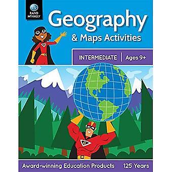 Intermediate World Geography Workbook: Wiwb