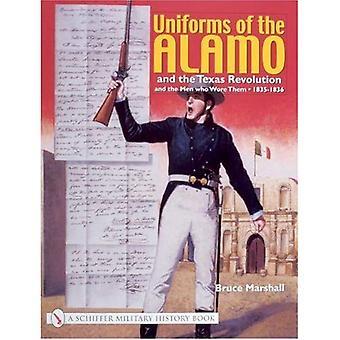 Uniformi di Alamo e rivoluzione del Texas e gli uomini che li indossavano (Schiffer libro di storia militare)