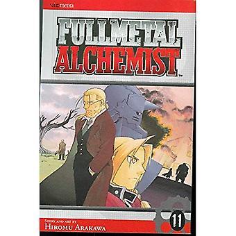Fullmetal Alchemist: Volumen 11 (Fullmetal Alchemist)
