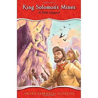 King Solomon's Mines (Award Essential Classics)