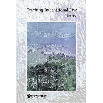Teaching International Law State-Consent As Consent to a Process of Normative Development an...