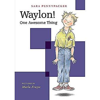 Waylon! Een geweldig ding (Waylon! Boek 1) (Waylon)